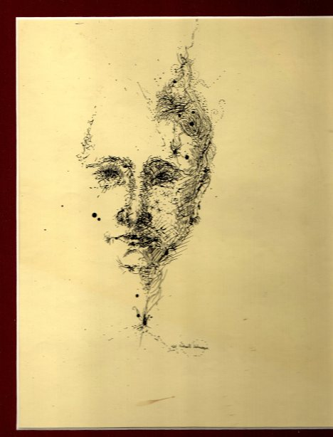 Pen & ink 1969