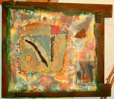 #132 framed