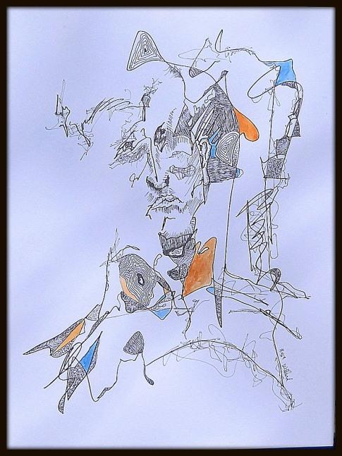 #469 Advanced Doodle #1