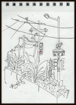 49th & Balt sketch