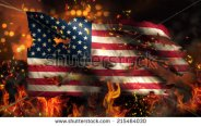 stock-photo-usa-america-burning-fire-flag-war-conflict-night-d-215464030