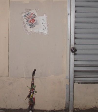 Covid Street art 1